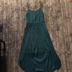 Dresses & Skirts - Like new H&M pleated high-low dress